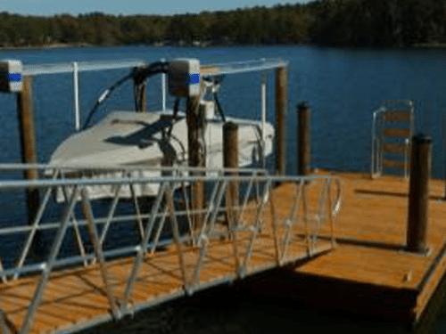 Floating Docks and Gangways 1