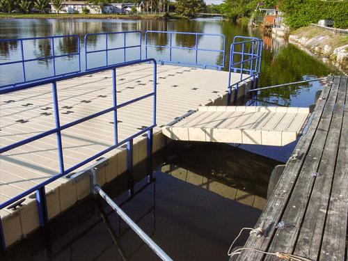 Floating Docks and Gangways 3