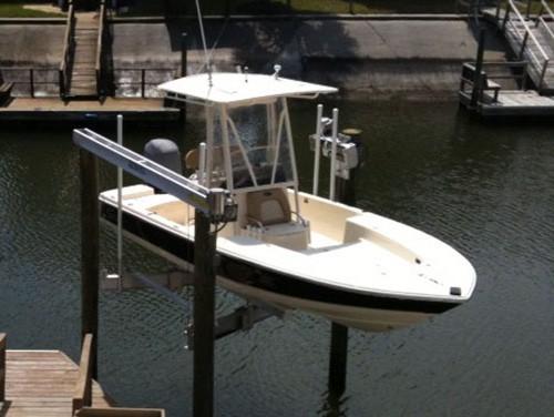 Trident Boat Lift 3