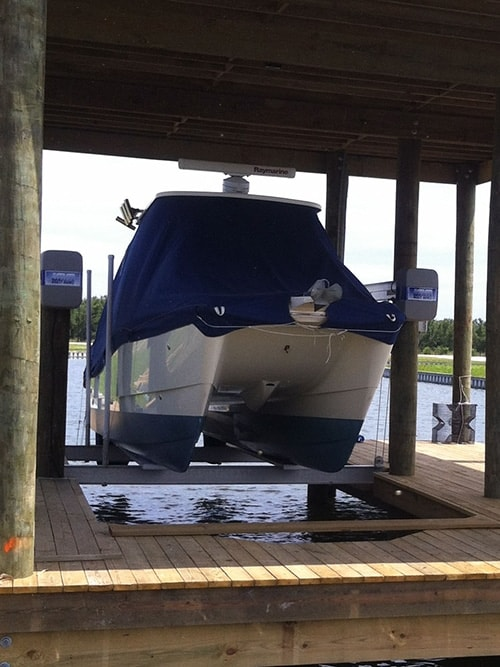 Boat House Lifts 3