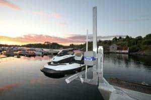 PWC 1500 Personal Watercraft Lift 2