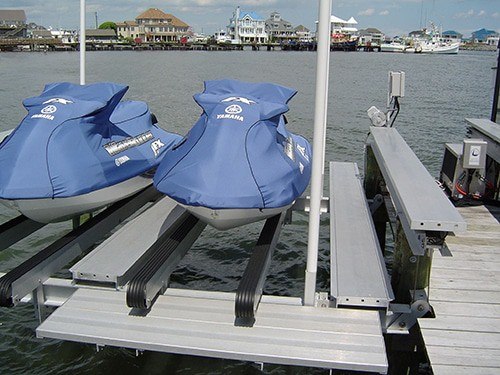 Jet Ski Lifts For Sale >> 4500 Dual Pwc Jet Ski Lift