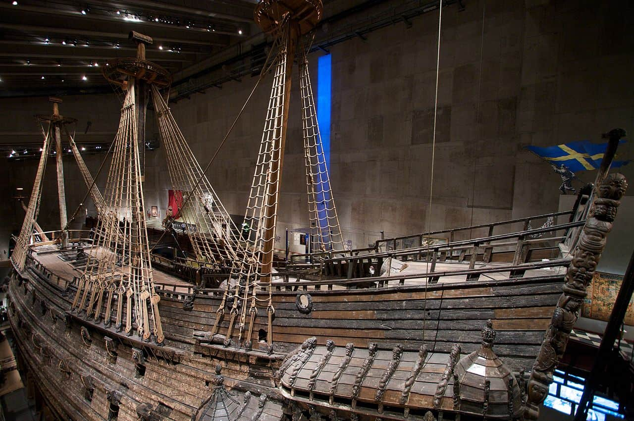 Swedish Ship Vasa