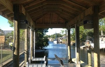 Boat Lifts Murrells Inlet, SC - image Boathouse-10 on https://www.iqboatlifts.com