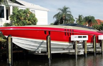 Boat Lifts Houma, LA - image Titan-Yacht-Lifts on https://www.iqboatlifts.com
