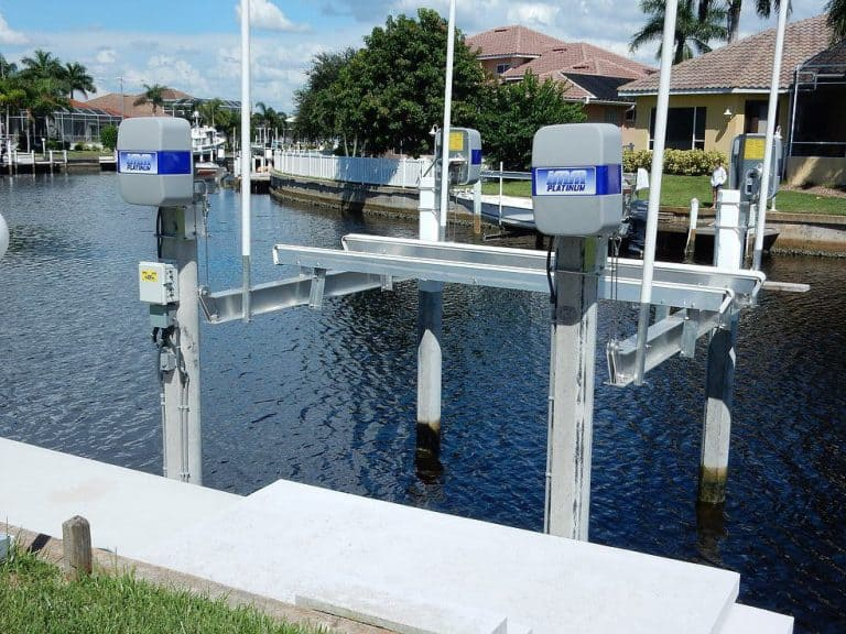 Simple Steps To Determine The Right Size Of Boat Lift For Your Needs