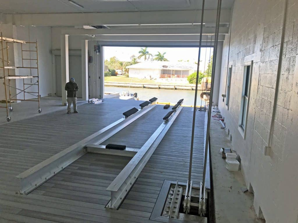 Construction of a Nautical Boat Garage - image IMG_3253-edited-1024x768 on https://www.iqboatlifts.com