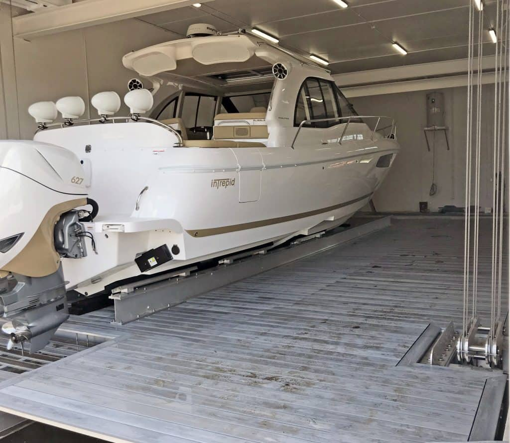 Construction of a Nautical Boat Garage - image IMG_3277-edited-1024x888 on https://www.iqboatlifts.com