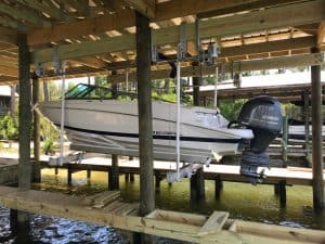Boathouse Lifts Gallery - image 7K-Boathouse-Platinum-Regal-Lift-Solutions1-300x225 on https://www.iqboatlifts.com
