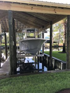 Boathouse Lifts Gallery - image Boathouse-3-225x300 on https://www.iqboatlifts.com