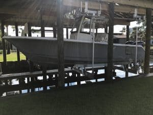 Boathouse Lifts Gallery - image Boathouse-4-300x225 on https://www.iqboatlifts.com