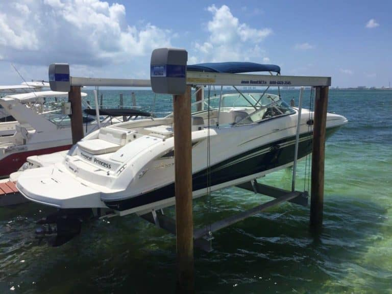 Choosing The Right Boat Lift From Imm Quality Boat Lifts