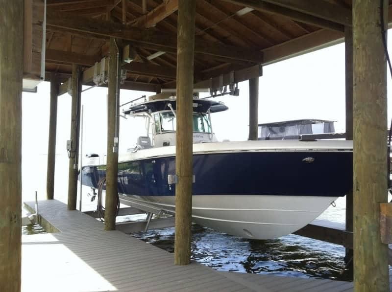 Boat House Boat Lift