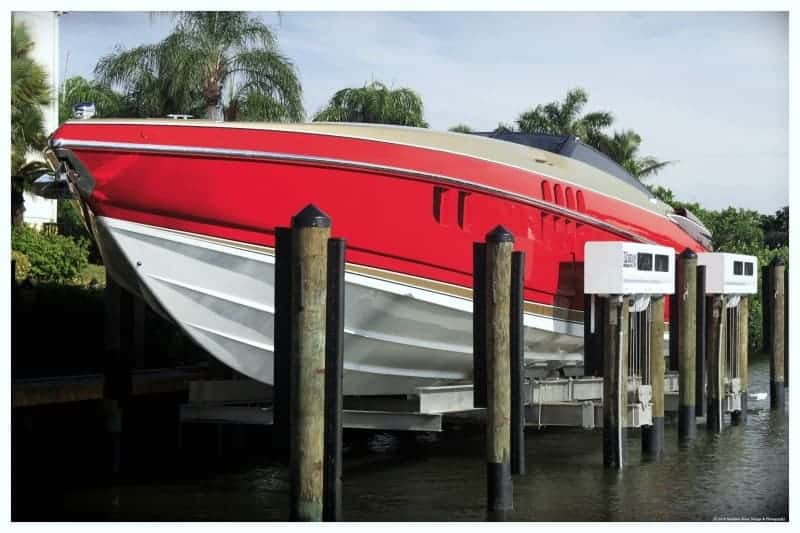 Yacht Boat Lift