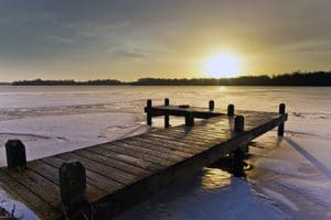 Boat Lift And Dock Winterization