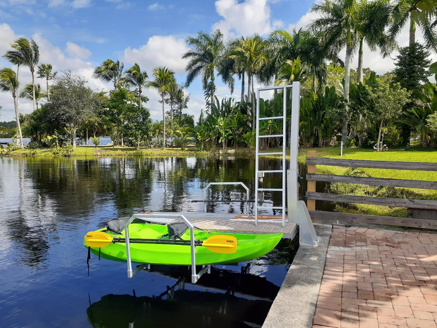 Improving Safety And Ease With An Imm Quality Dual Kayak Lift