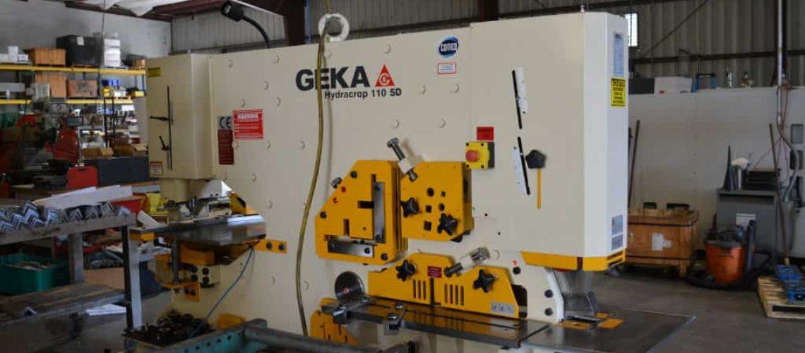 GEKA Hydracrop 110SD pic1